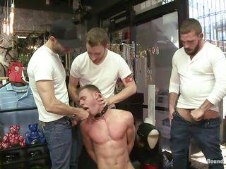 гей порно трахнул в жопу