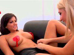 Лесбиянки порно видео в контакте