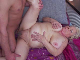 Жесткое порно старых